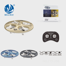 2.4GHz RC Mini Quadcopter Wireless Magic UFO Toy for Kids