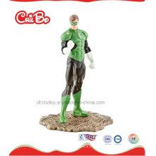 La muñeca de plástico Green Lantern
