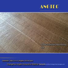 Plancher de bois d'ingénierie de chêne blanc huilé UV naturel