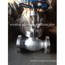 ANSI Flanged Stainless Steel Globe Valve