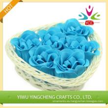 Flores de arcilla por mayor de decoración de regalo