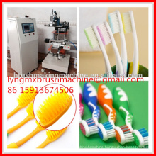 2 axis vertical toothbrush making machine manufacturer
