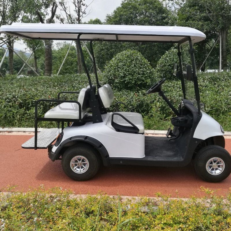 4 zitplaatsen Golfwagen Covers Club Car