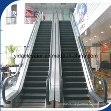 Escalator Used in Shopping Mall