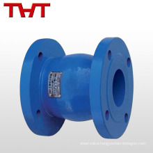 silent flapper 6 inch swing check valve spring loaded