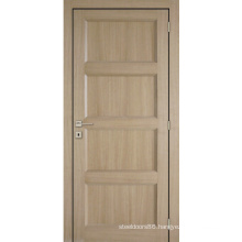 Tradtional Design Shaker Style Composite MDF Panels Internal Doors