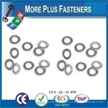 Fabriqué à Taiwan Laveuse à haute pression en acier au carbone en haute qualité Laveuse à haute pression M10 Rondelles