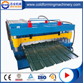 Glazed Roof Tile Machine