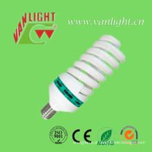 T6 120W alta potência total CFL lâmpadas poupança de energia espiral luz