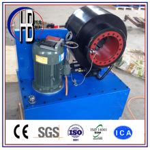 Machines à sertir les tuyaux hydrauliques Techmaflex