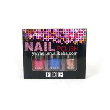 Conjunto de 2015 melhor quente venda Private Label esmaltes maquiagem