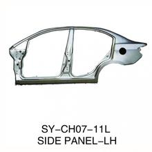 Painel lateral Chevrolet NEW SAIL 2010 (SEDAN)