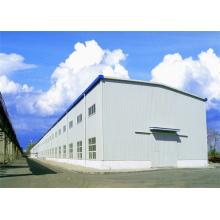 Großes Span Stahl Raum Rahmen Struktur Lagerhaus