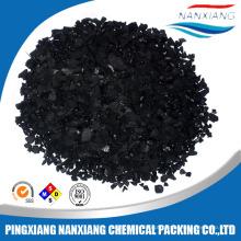 Filtro de carvão ativado casca de coco para purificação de água