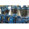 Fish feed granulating machine