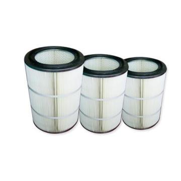 Filtros de cartucho de aire para varios colectores de polvo Tyc-Acfv