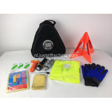 Promotie Imprinted Car Safety Kit