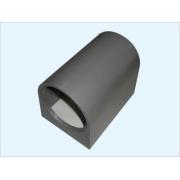 Fundición de aluminio para lámpara de ISO 9001: 2000 de la cortina