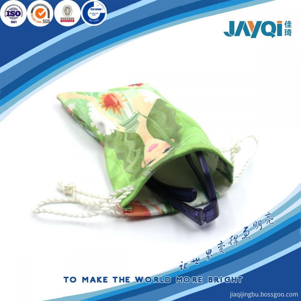 Promotion 190gsm Microfiber Eyewear Bag