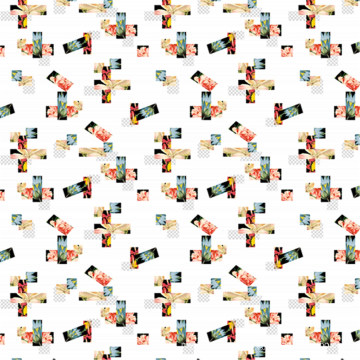 China Stretch Futterstoff 100% Polyester (PPF-073)