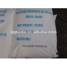 Hochwertige Dicalcium Phosphat Dihydrat Dental Grade