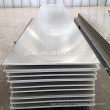 China fornecedor de alta qualidade 5052 h112 folha de alumínio para construção usando