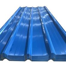 Hoja de acero para techo Color Capa Hoja de acero PPGI