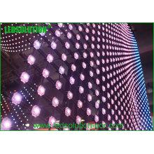 P40mm точка гибкий светодиодный экран для сцены
