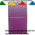 Aluminium elektrostatisk spray Pure Polyester Powder Coating