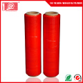 LLDPE RED Color Stretch & Shrink Wrap Film