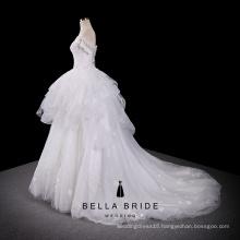 China guangzhou wedding dress 2017 luxury bridal gown high quality princess wedding gowns dress