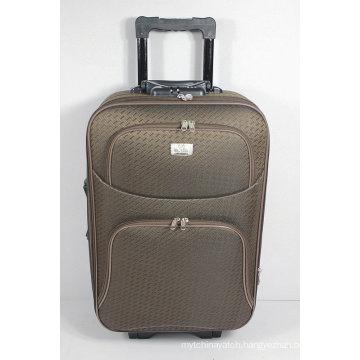 EVA Case/ Soft Travel Trolley Luggage Bag