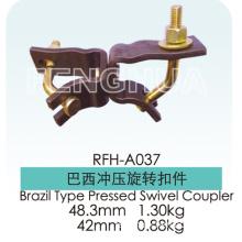 Brazil Type Swivel Coupler