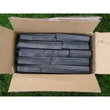 Smokeless Sawdust Charcoal Quadrangle Charcoal Briquette Mechanism Charcoal