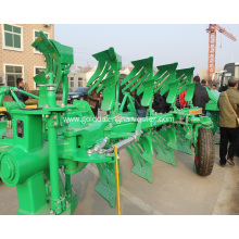 Good Quality for Tractor Furrow Turnover Plough Five Furrow Plough Hydraulic Reversible export to China Taiwan Factories