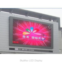 P10 oudoor led video wall