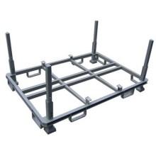 metal rack suitable for material handing with welding struct