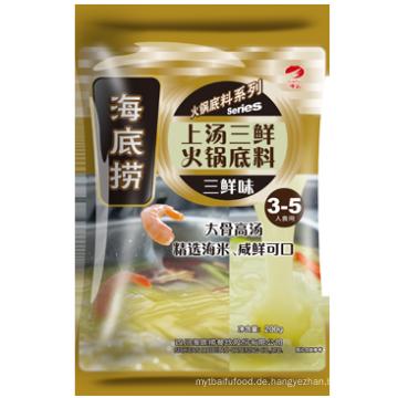 Hochwertiger guter Geschmack HaiDiLao Basic Stir Fry Käse Pulver Gewürz