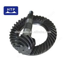 Engranaje de metal diferencial de accesorios de automóvil de bajo precio para TOYOTA hilux 41201-80109 con relación 11 * 43
