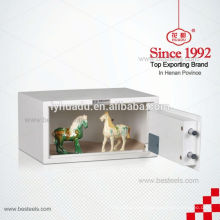 Hot-selling all steel safe box for sale/ laminated safe glass