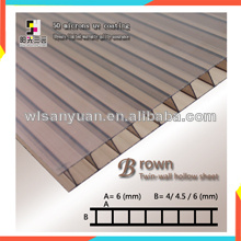Building Plastic Material Laminate Plastic Roofing Sheets for Greenhouse