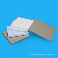 3mm White ABS Sheets For Food industry parts