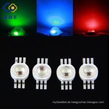 HEIßER VERKAUF PRODUKT High Power LED 6 Pins RGB 3W LED für Blitzlicht