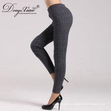 Ventas al por mayor de estilo coreano cálido mujeres atractivas pantalones
