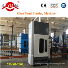 with Free Sand Glass Sand Blasting Machine