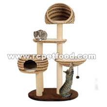 Reupholster A Cat Tree