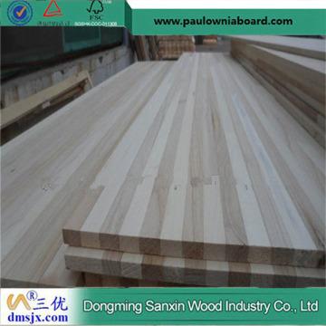 Paulownia & Pappel Snow Board Holzkern