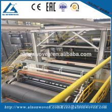 PP Spunbonded Nonwoven Fabric Equipment
