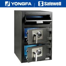 Safewell Ds Panel Coffre-fort d'utilisation de banque de supermarché de taille de 30 pouces