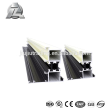 extrusão de perfil de alumínio anodizado para deslizamento de vidro em guangzhou